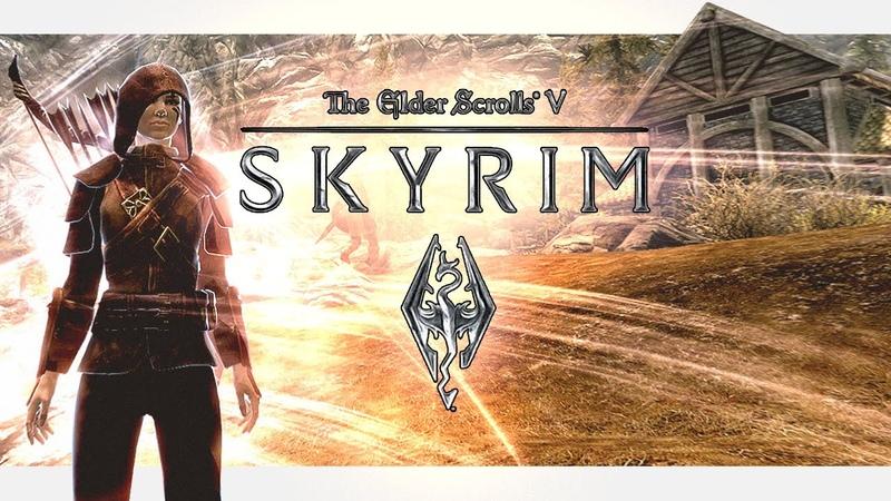 СТРИМ The Elder Scrolls V Skyrim 29 Daniel