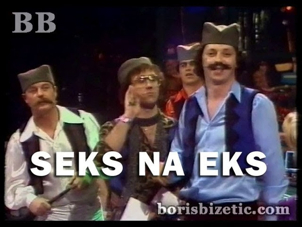 Rokeri s Moravu Seks Na Eks Official Video
