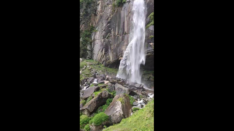 Jogni Waterfall Manali Himachal Pradesh India 2020