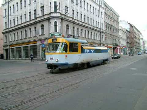 History Buses Trams and Trolleys in Riga part 1