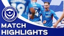 Highlights: Portsmouth 1-1 Oxford United