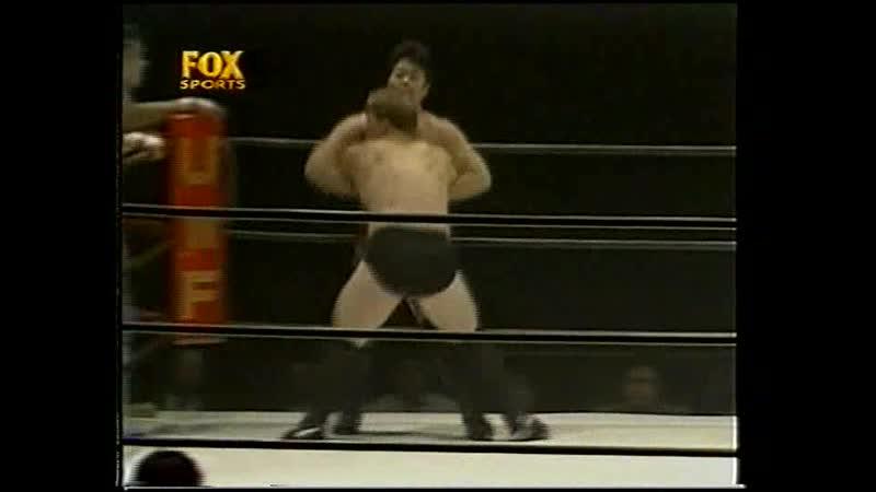 Bushido on FOX Sports 9 2