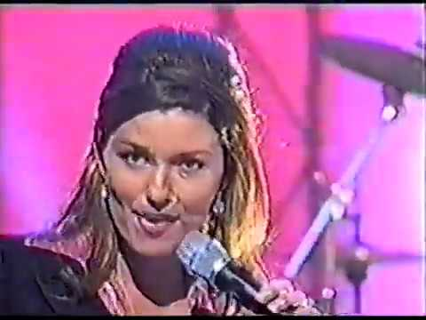 Shania Twain You Win My Love Hey Hey It's Saturday