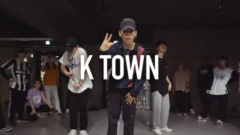 1Million Dance Studio K-TOWN - Jay Park, Hit-Boy / Koosung Jung Choreography