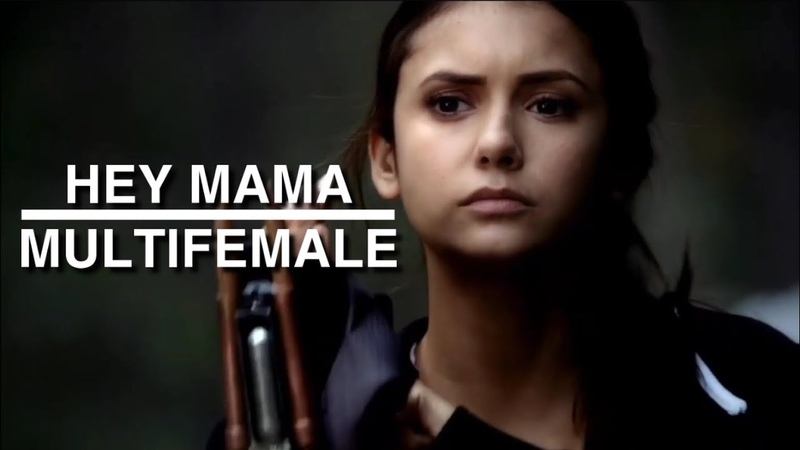 Multifemale Hey Mama