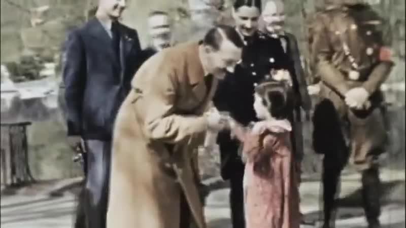Adolf Hitler Will Rise Again!