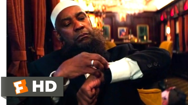 The Equalizer 2 (2018) - Two Kinds of Pain Scene (110)   Movieclips
