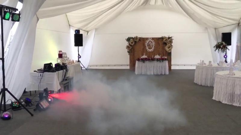 Chauvet Geyser RGB генератор дыма дым машина в аренду Минск