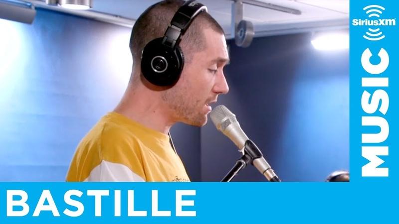 Bastille Medley Adele Lewis Capaldi Kings Of Leon Queen The Killers LIVE @ SiriusXM
