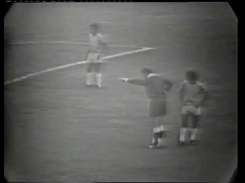 Brasil Austria Friendly 1971 Pelé Gerson Tostao Rivellino