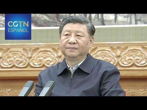 Xi Jinping enfatiza que sacar de la pobreza a los residentes rurales es una prioridad para 2020