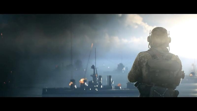 Sabaton Cliffs of Gallipoli Battlefield 1 Turning tides Music video