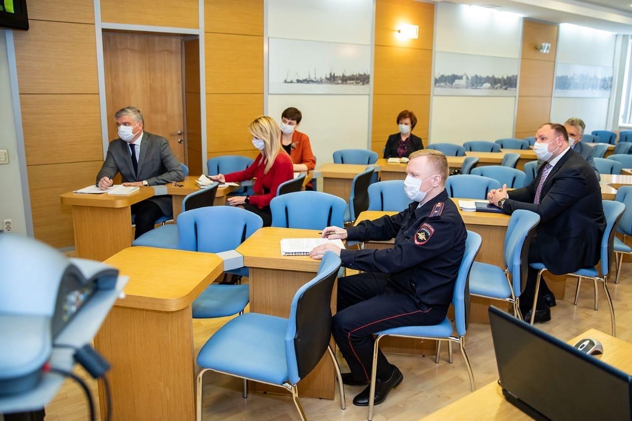Администрация Таганрога: О работе рынков города