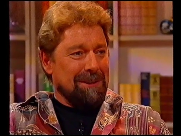 Jürgen von der Lippe Überraschungsgast steht auf Füße aus Wat is vom 21 01 1996