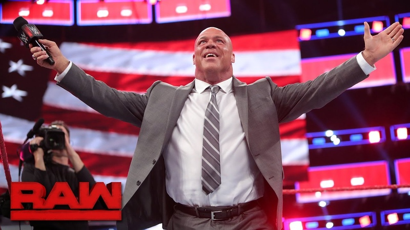 Mr McMahon names Raw's new General Manager Raw April 3 2017