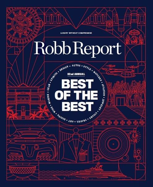 Robb Report - 06 2020