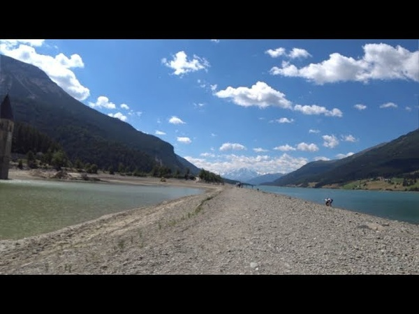 70 Minute Virtual Cycling Workout Alps Austria Italy Ultra HD 4K Video