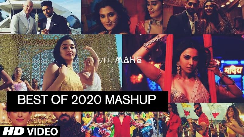 Happy New Year Mashup 2021 Best Of 2020 Mashup DJ Sahil AiM Velocity TJS VDJ Mahe HD Song