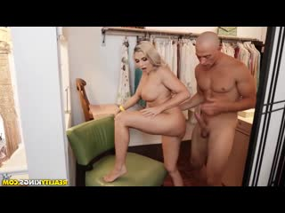 Christie Stevens, Zac Wild  Milf [2020, All Sex, Blonde, Tits Job, Big Tits, Big Areolas, Big Naturals, Blowjob]