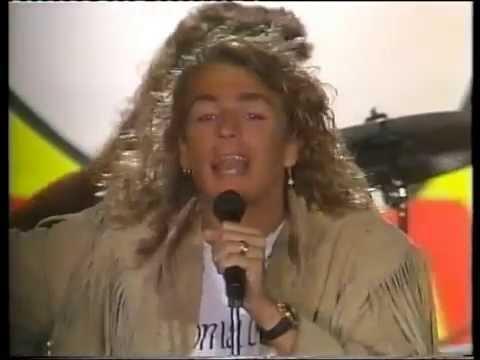 SANDY MARTON PALOMA BLANCA Aquafan '89