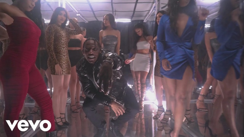 Flipp Dinero - Behind the Scenes of Looking At Me ft. Rich The Kid