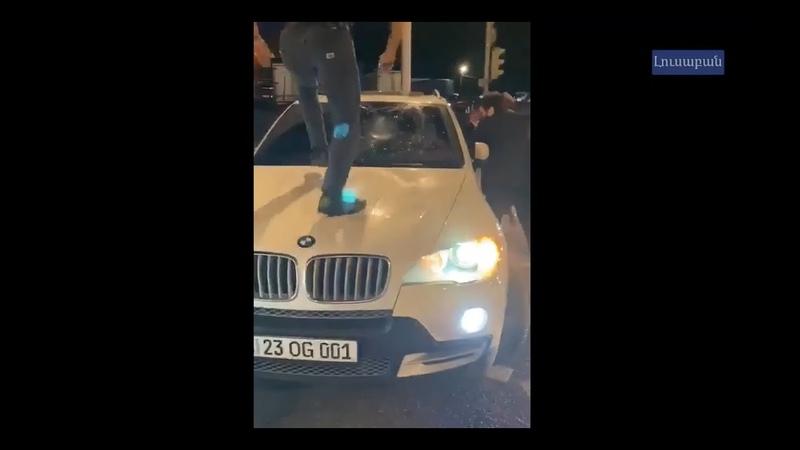 В России азербайджанцы нападают на армян Ռուսաստանում գազանացաց ադրբեջանցիք հարձակվում են հայերի վրա