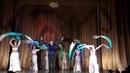 Восточный танец живота Холодно школа танцев Экспромт в программе Романа Чернышевицкого