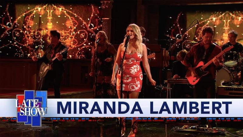 Miranda Lambert Tequila Does