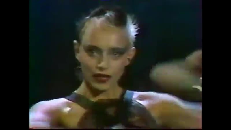 Jeanne Mas - Coeur En Stéréo (песня из тв-сериала Академия 9 (Lacadémie des 9, 1985))