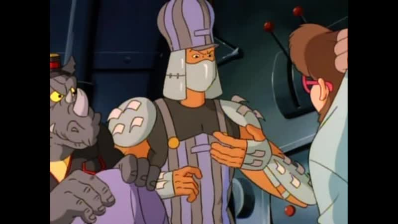 Черепашки мутанты ниндзя | Черепашки на «Восточном Экспрессе Turtles on the Orient Express (1993) - Эпизод 152 (Сезон 7)