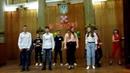 И будет светло,Михаил Бублик поёт Данил Нежид и студенты ХГАДК День Отличника 2020
