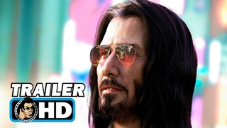 CYBERPUNK 2077 Trailer #2 | NEW (2020) Keanu Reeves Game HD