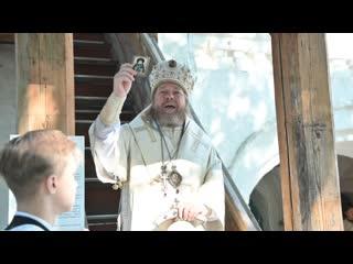 Таинственная встреча. Проповедь митрополита Тихона (Шевкунова) в праздник Преображения Господня