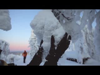 Пермскии Краи - настоящая зимняя сказка! Уральская Лапландия!