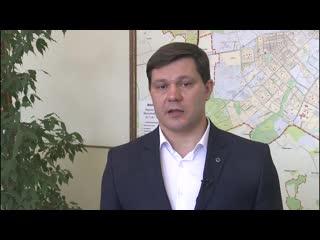 Поздравления мэра г. Вологды Сергея Александровича Воропанова выпускникам школы №29