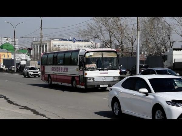Автобус Mercedes Benz O303 15KHP A В 970 УХ 22