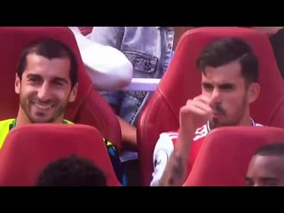 Ceballos telling Mkhi that Burnley plays Brexit hoofball was the highlight for me Arsenal