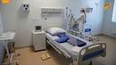 V Rusku byla dokončena výstavba 16 nemocnic pro boj proti koronaviru. První exkluzivní záběry