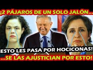 ¡ CARMEN ARISTEGUI y MARIANA GOMEZ DEL CAMPO SACAN EL COBRE ! ESTO LES PASA POR HOO CICONAS