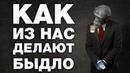 ОНИ ДЕРЖАТ тебя ЗА ПРИЧИННОЕ МЕСТО Вся правда о МАСС МЕДИА в России