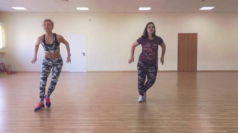 Мини-Тренировка для людей с избыточным весом.