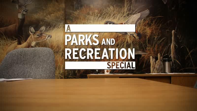 Парки и зоны отдыха Спецвыпуск A Parks and Recreation Special RUS ENG SUB