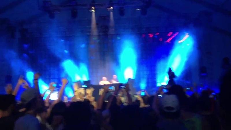 Myon Shane 54 ft. Aruna - Save The Day live @ Nocturnal Wonderland 2012