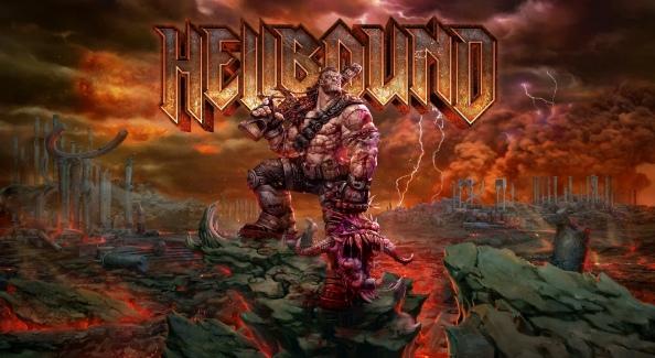 Hellbound - новый мясной шутер