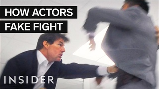 How Actors Fake Fight In Movies | Movies Insider