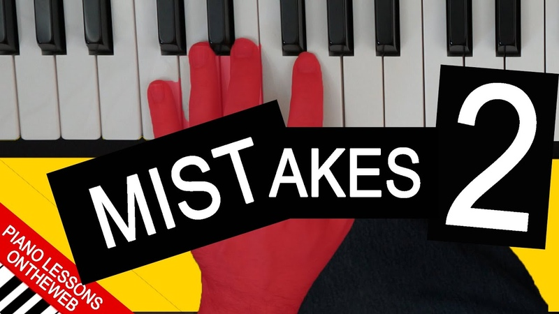 5 MORE Mistakes Beginner Piano Players Always Make