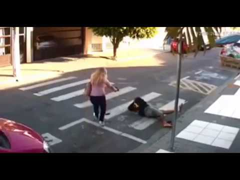 В Бразилии полицейский в штатском убила вора