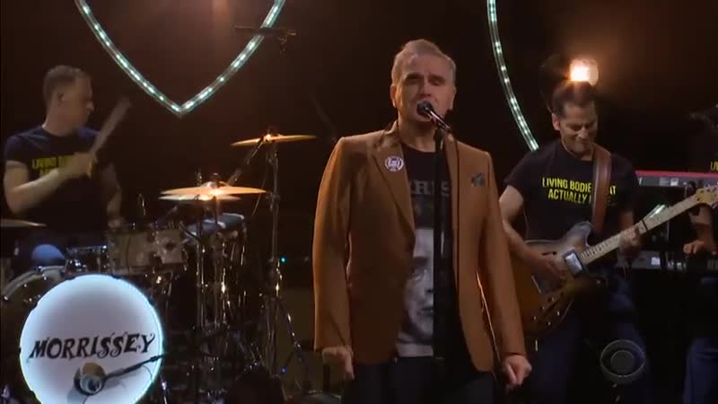 Morrissey Back On The Chain Gang Live