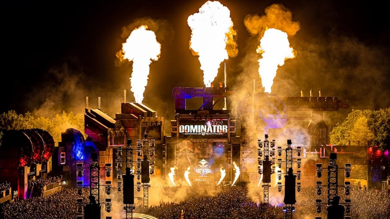 Dominator 2019 - Rally of Retribution | Official Closing Show