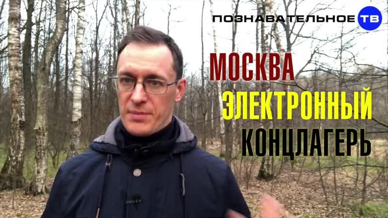 Почему Собянин отменил ЭЛЕКТРОННЫЙ КОНЦЛАГЕРЬ؟ Познавательное ТВ Артём Войтенков